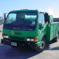 2004 GMC WA5500 Service Truck
